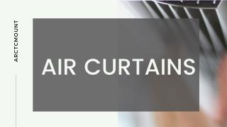 Air curtains buy in UAE