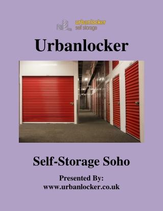 Self-Storage Soho