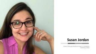 Susan Jordan From Norton, Massachusetts