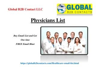 Physicians List