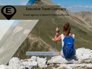 Executive Travel Company