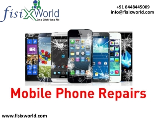 The Advantages of Mobile Repair Service at Fisixworld