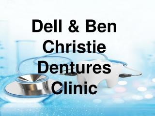 Best Denture Clinic in Penrith - Dell & Ben Christie Dentures Clinic
