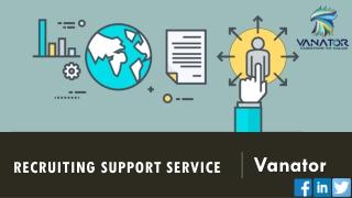 Offshore Recruitment Provider | Vanator Rpo