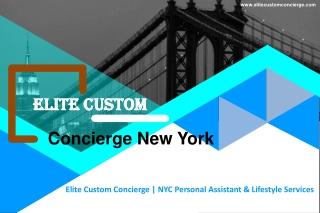 Concierge Service New York