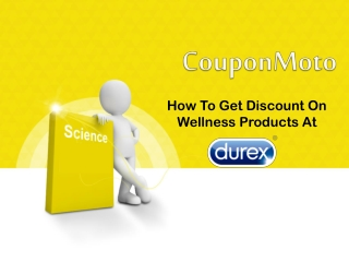 How o use Durex discount Code?