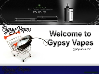 Welcome to Gypsy Vapes