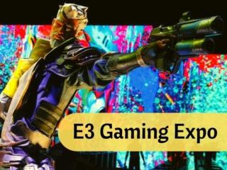E3 Gaming Expo 2019