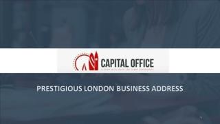 Virtual Office London Address