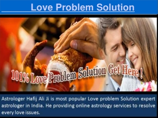 Love Problem Solution by Muslim Astrologer India 91-9988959320