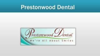 Dentist office Dallas_prestonwooddental