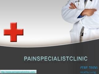 Best Pain Treatment Doctors in Delhi
