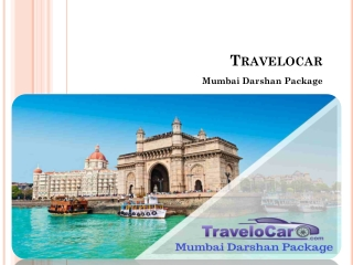 Car on Rent in Mumbai for explore new things & memorable the Journey