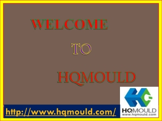 HQMOULD - A Specialized Design Rules for Plastic Injection Moulded Products