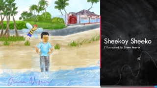Sheekoy sheeko   Irana Nasrin   Children Book Illustration   Kids Illustration
