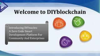 Blockchain Development Platform