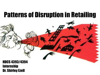Patterns of Disruption in Retailing