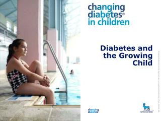 Diabetes and the Growing Child