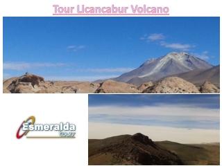 Tour Licancabur Volcano