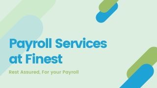 Boost Your Payroll Services for small business with Nomersbiz