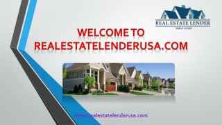 Multifamily New Construction at Real Estate Lander