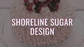 Handmade Cake Toppers Scarborough - Shoreline Sugar Design