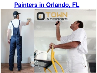 Quality Paint in Orlando Fl