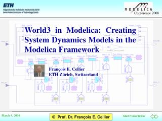 World3 in Modelica: Creating System Dynamics Models in the Modelica Framework