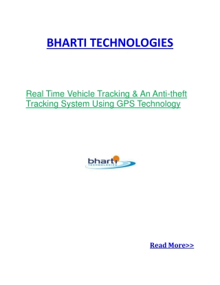 Install Premium Quality Vehicle Tracking Device to Track Your Vehicle Easily
