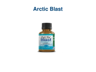Arctic Blast Pain Relief DOES IT REALLY WORK