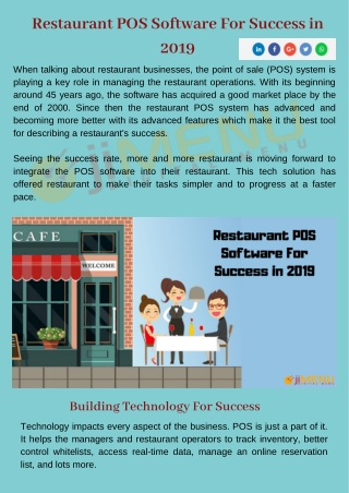 Top Restaurant POS Software For Success in 2019   jiMenu POS