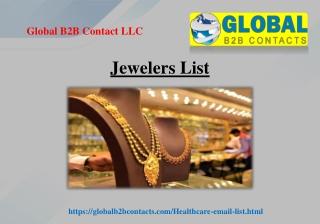 Jewelers List