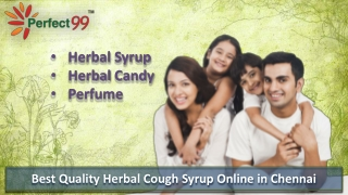 BUY BEST QUALITY HERBAL COUGH SYRUP ONLINE IN CHENNAI