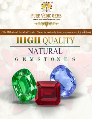 How to be Careful When Buying Gemstone Online