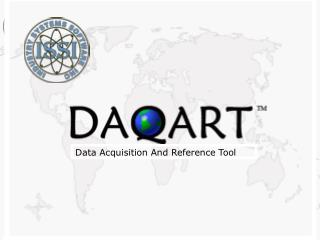 Data Acquisition And Reference Tool