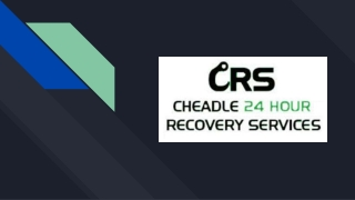 24 Hour Breakdown Recovery Manchester