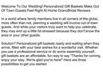 Out Of Town Guests Feel Right At Home GranoBridal Reviews