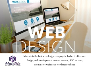 Looking for a website designer? We are hear with best web design service in India