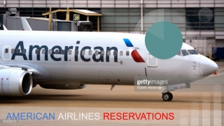 How to Book American Airlines Contact Number