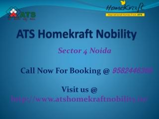 ATS Nobility Noida   ATS Nobility