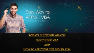 For Fast Track Electronic Visa services
