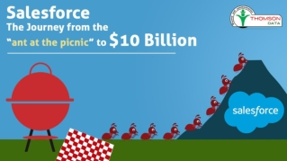 """Salesforce – The Journey from """"the ant at the picnic"""" to $10 Billion"""