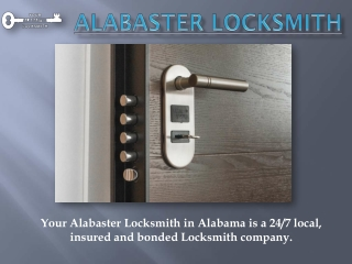 Alabaster Locksmith