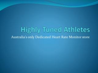 Highly tuned athletes - Sport Cameras