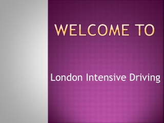 Guaranteed pass driving course