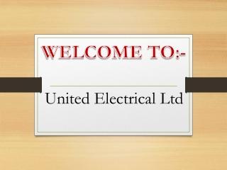 Find the best lighting contractor in Ballysheedy
