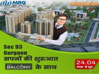 Mrg world the balcony sector 93 gurgaon