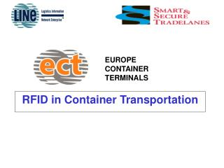 RFID in  Container Transportation