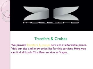 Transfers & Cruises
