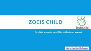 ZocisChild: Best Child Specialist/ Pediatric Hospital In Gurgaon
